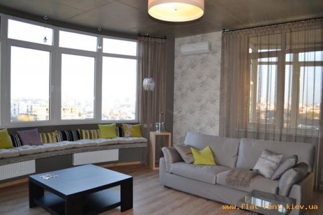 Emerald Rent Apartment Flat Long Term Kiev Ukraine