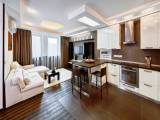 Rent a beautiful 2-room apartment in the city center long-term residential complex Holosievo, 2200у.