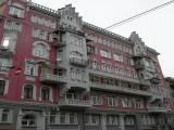 2level apt Kiev rent center Lipki near Kreshchatik street mansarda