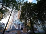 Royal Tower rent flat Kiev Saksaganskogo street 1bedroom studio