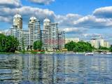Fantastic 2 bedrooms apt 152 sq.m. Riviera Riverside new house premium level in Kyiv city