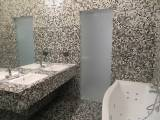 rent 2 level apt Kiev with terrace center Zhilyans`ka 59